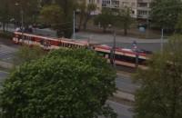 """Taki ładny tramwajowy """"tasiemiec"""""""