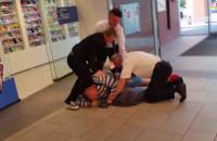 3 ochroniarzy zatrzymuje złodzieja w Madisonie