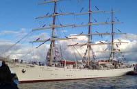 Powrót Daru Młodzieży do Gdyni