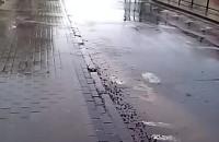 Ulice płyną...
