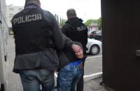 Zatrzymanie sprawcy pobicia w centrum Gdańska