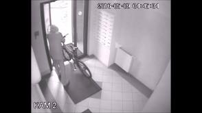 Kradzieże rowerów z hali garażowej