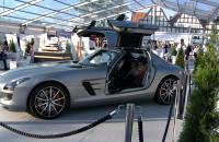 Luksusowe samochody na Pomorskim Rendez-Vous
