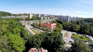 Okiem żurawia: przy granicy Wrzeszcza i Brętowa