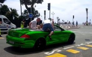 Gdynia bawi się w Nicei na Euro 2016