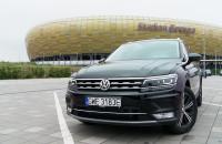 Nowy VW Tiguan: przymiarka do klasy premium