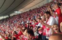 Bałkanica na trybunach Stade de France