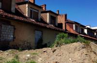 Ruiny Gedanii w Dolnym Wrzeszczu