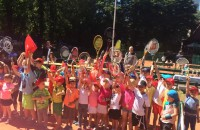 Lion's Bank Tennis Kids Cup - organizator Centrum Tenisa Don Balon