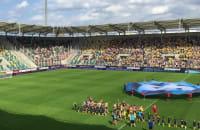 Przed meczem Arka Gdynia - Śląsk Wrocław