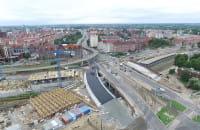 Dwa nowe wiadukty przy Forum Gdańsk