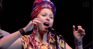 Alevtina Polyakova, X Vladivostok International Jazz Festival