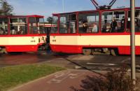 Awaria tramwaju pod Zieleniakiem