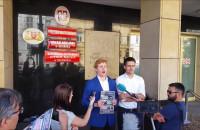 Mieszkańcy domagają się dymisji Piotra Grzelaka