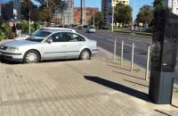 Parkometr pod Zieleniakiem