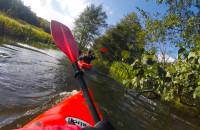 Słupia, jedna z najbardziej atrakcyjnych rzek Pomorza