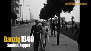 Gdynia w latach 40. XX wieku