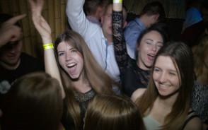 Trójmiejska Integracja Studencka 2016 - Nocne życie Trójmiasta