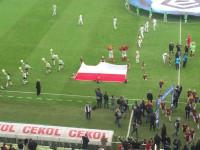 Po raz pierwszy zaprezentowano hymn Lechii Gdańsk