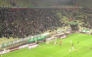Doping dla Lechii Gdańsk, a szansa na gola Pogoni Szczecin