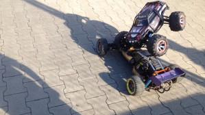 Modele RC - niezwykłe zabawki dużych chłopców :)