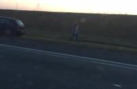 Wypadek na autostradzie A1