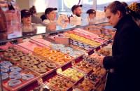 Wielkie otwarcie Dunkin' Donuts w Polsce! Świętokrzyska 16, Warszawa 28.01.2016!