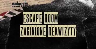 Escape Room: Zaginione rekwizyty