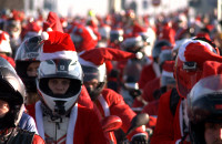 Mikołaje na Motocyklach 2016