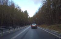 Odcinkowy pomiar prędkości już działa