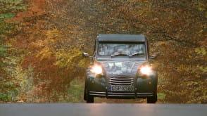 Motoklasyka: Citroen 2CV