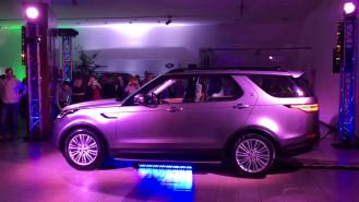 Premiera Land Rovera Discovery V
