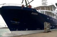 Statek badający globalne zmiany klimatyczne dla Uniwersytetu w Göteborgu