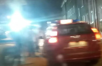 Pożar na Kościuszki