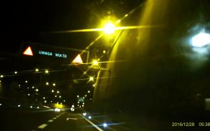 Prawie tunelem pod prąd