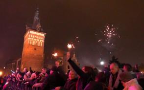 Sylwester w Gdańsku 2016/2017