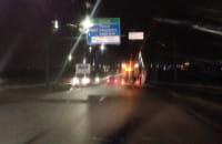 Drogowcy ruszyli: piaskarki jadą w stronę obwodnicy
