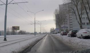 """Tak się """"odśnieża"""" drogi rowerowe w Gdańsku"""