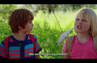 Kacper i Emma na safari - zwiastun
