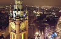 Good Evening Gdańsk! Dronem z wieczora