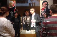 Mieszkańcy Trójmiasta zwiedzajają Muzeum II Wojny Światowej