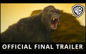Kong: Wyspa Czaszki - zwiastun