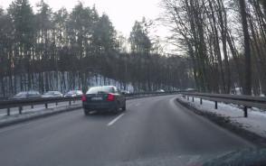 Efekty zderzenia na Słowackiego