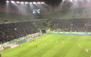 Karny dla Lechii na 3:0 z Jagiellonią