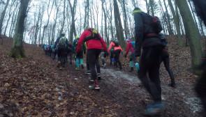 65 km biegiem po parku krajobrazowym