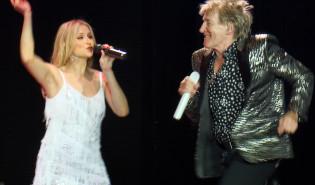 Rod Stewart śpiewa hity w Ergo Arenie