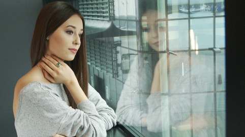 Miss Polonia twarzą pomorskiego bursztynu