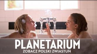 Planetarium - zwiastun