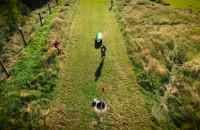 Footgolf Przywidz = piłka nożna + golf, nowa atrakcja blisko Trójmiasta!