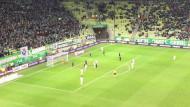 Wojtkowiak strzela na 4:2 dla Lechii